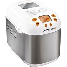IMETEC Zero Glu Panificadora, 920 W, Blanco y Naranja
