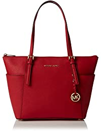Amazon.co.uk: Red - Satchels / Women's Handbags: Shoes & Bags