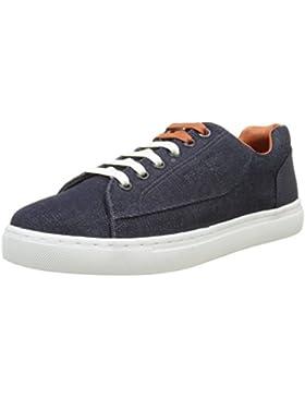 G-STAR RAW Damen Thec Low Denim Sneakers