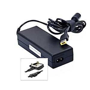 LSL - 20V 3.25A AC Adapter for Lenovo Edge 13 Thinkpad T410i T410si T420 T420s T510i T520 X100e X110e X120e X200s X200t X201i X201s X201t X220 Tablet Laptop Charger Power Supply 65W fits 40Y7696 42T5283 40Y7704 40Y7700 40Y7706 42T4417 42T4421