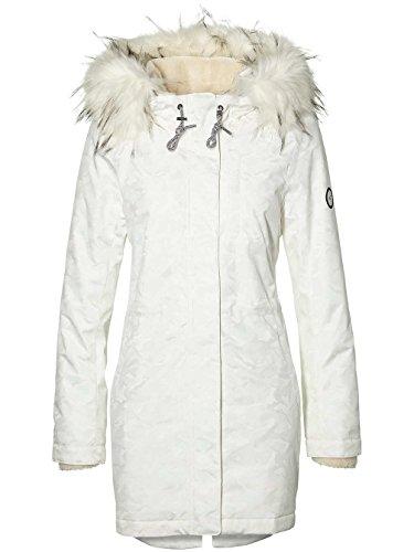 O'Neill Damen Parka weiß XL Jacken, super White,