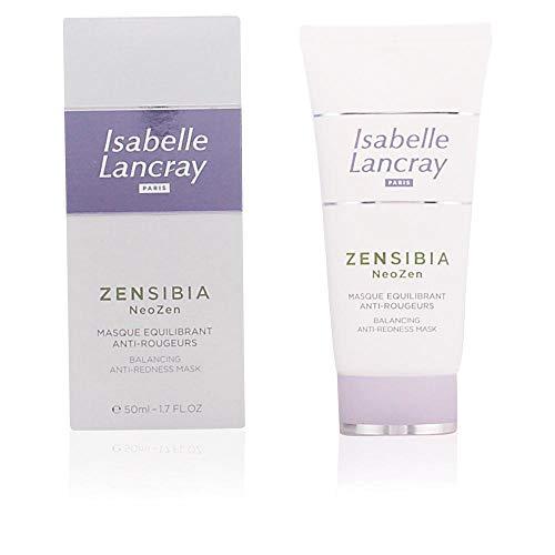 Isabelle Lancray - Zensibia NeoZen Masque Equilibrant Anti-Rougeurs, Pflege-Maske für gereizte und gerötete Haut, 1er Pack (1 x 50 ml) -