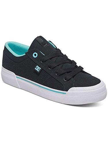 Damen Sneaker DC Danni TX Sneakers Women BLACK/AQUA