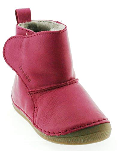 Froddo Baby Unisex high top G2160040 Stiefel, Lieferbare Größe:24 EU, Lieferbare Farbe:Fuchsia