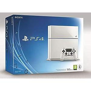 PlayStation 4 – Konsole (500GB, weiß) [CUH-1116A]