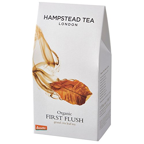 HAMPSTEAD TEA Bio First Flush loser Tee 100 g