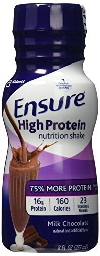 ensure-high-protein-nutrition-shake-bottles-chocolate-8-oz-6-pk-by-ensure