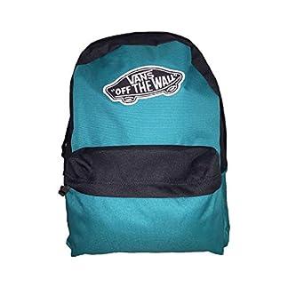 41O9vIAiMLL. SS324  - Vans - VN0A3UI6UW5, Mochila Realm Backpack, Verde, Talla única