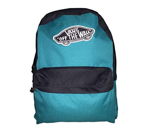 Vans - VN0A3UI6UW5, Mochila Realm Backpack, Verde, Talla única