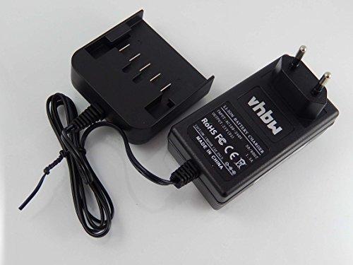Preisvergleich Produktbild vhbw 220V Netzteil Ladegerät Ladekabel für Werkzeug Metabo ASE 18 LTX, BF 18 LTX 90, BHA 18 LT, BS 18, BS 18 LTX Impuls, BS 18 LTX Quick