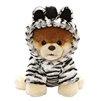 Gund Boo Zebra Soft Toy