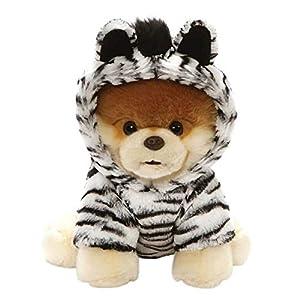 Enesco Gund 4061293 - El perro Boo, vestido de cebra