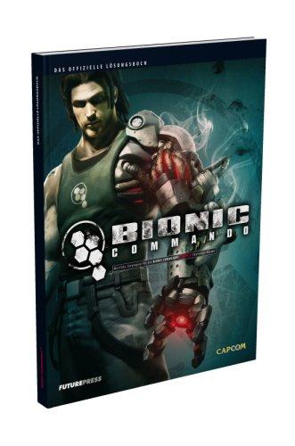 Bionic Commando - Das offizielle Lösungsbuch Bionic Commando Pc