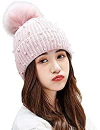 Amazon.it  PON PON - Multicolore   Cappelli e cappellini   Accessori ... 69f7159b5918