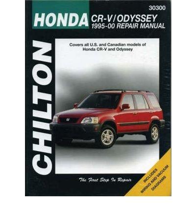 honda-cr-v-odyssey-1995-2000-by-back-david-rauthorpaperback-on-06-2000