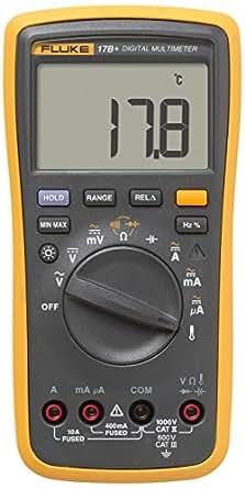 Fluke 4404231 17B+/IN CATIII Digital Multimeter