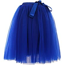 Billiger Preis Sonderverkäufe gutes Angebot Suchergebnis auf Amazon.de für: tüllrock karneval blau damen ...