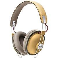 PANASONIC RP-HTX80BE-C Bluetooth Wireless Over-Ear Headphones - Tan