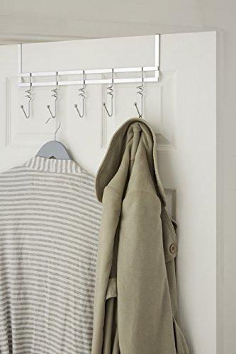 Premier housewares perchero resistente para puerta - Percheros para puertas ...