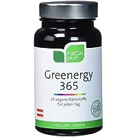 NICApur Greenergy 365, 40 g preisvergleich bei billige-tabletten.eu