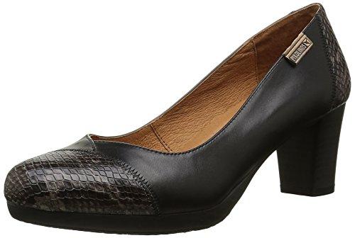 PikolinosSalerno W9C I16 - Scarpe col tacco Donna , Nero (Black (nero)), 37