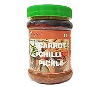 Neotea Homemade Kerala Carrot Chilli Pickles/Pickled, 300g