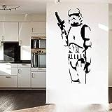 Star Wars Stormtrooper Wall Sticker Vinyle Autocollant Bricolage Enfants Chambre Decor Art Mural