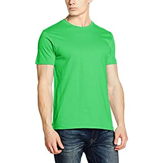 CliQue Men's New Classic T-Shirt, (Apple Green), Large