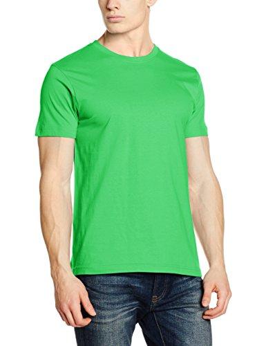 Clique Herren New Classic T-Shirt, Grün (Apple Green), M -