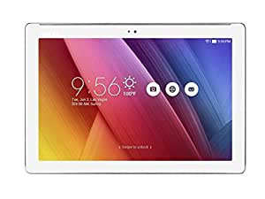 "Asus Z300CNL-6B031A ZenPad Tablet, Schermo da 10.1"" HD, Processore Intel Quad Core, HDD da 32 GB, RAM 2 GB, Bianco Perla"