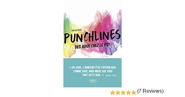 cbd24eeef975c PUNCHLINES des ados chez le psy eBook: Samuel DOCK: Amazon.fr: Amazon Media  EU S.à r.l.