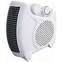 WFFH Calentador De Ventilador 1800W Calentador Rápido con Dos Ajustes De Calefacción Y Refrigeración para El