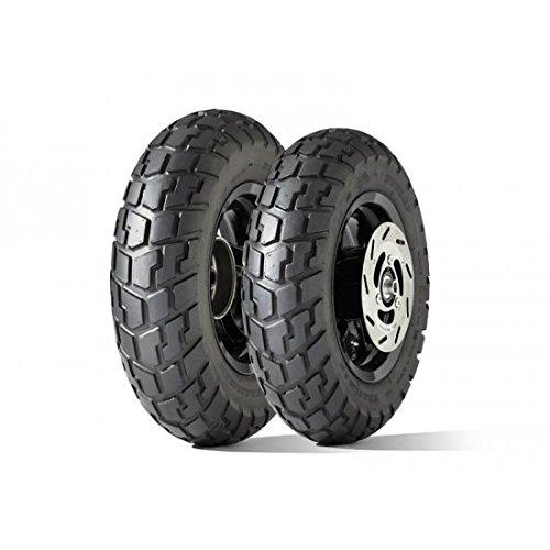 Pneu dunlop scoot x-ply trailmax 120/90-10 tl 57j - Dunlop 574652755