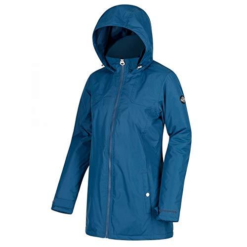 41OA8Zn7cTL. SS500  - Regatta Women's Mylee Waterproof Insulated Hooded Jacket