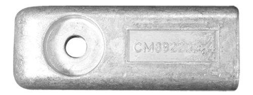 Martyr Aluminium Legierung Verado 6Trim Zylinder Anode -