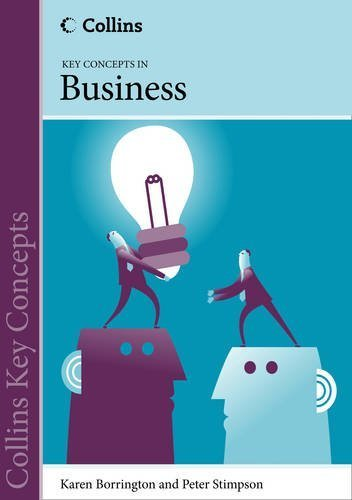 Collins Key Concepts - Business by Karen Borrington (2013-10-04)