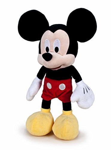 Famosa Softies- Mouse Mickey Club House, 43 cm (700004807)