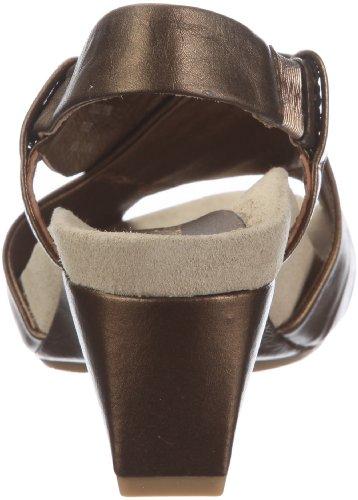Earth Earties Sonoma 5300013, Scarpe eleganti donna Marrone (Braun/Braun)