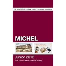Michel Junior-Katalog 2012