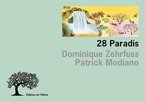 28 Paradis. Carnet de dessins et un poème