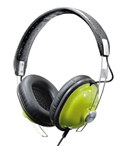 Panasonic RP-HTX7 Green Circumaural Head-band headphone - headphones (Circumaural, Head-band, 7 - 22000 Hz, 1000 mW, 99 dB, 40 Ω)