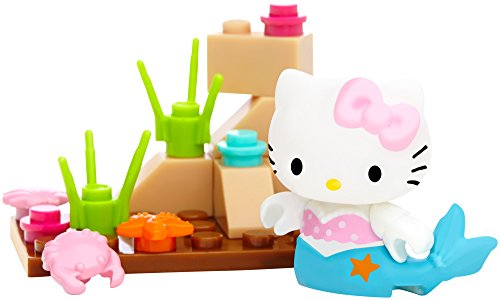 Mega Bloks Hello Kitty Mermaid Toy Figure