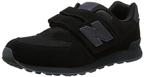 new-balance-unisex-kids-574-low-top-sneakers-black-black-125-child-uk-31-eu