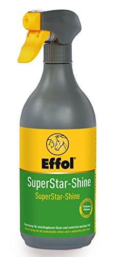 Super Star Shine Effol 750 ml Fellspray und Mähnenspray für einen bisher nie erreichten strahlenden Glanz