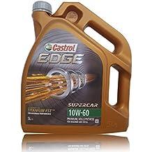 5L Litros Castrol Edge Titanium fsttm 10W de 60Motor de aceite motores de aceite Incluye Castrol ölwechsel de colgante; Especificaciones/freigaben: Acea A3/B3, A3/B4; API SN/CF; VW 50101/50500; exclusiva BMW M uso compartido