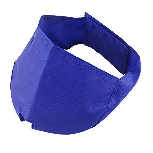 Fliyeong Schlafmaske für Katzen, atmungsaktiv, Maulkorb, Anti-Beißen, Anti-Kauen, langlebig, Haustier-Maulkorb, 1 Stück