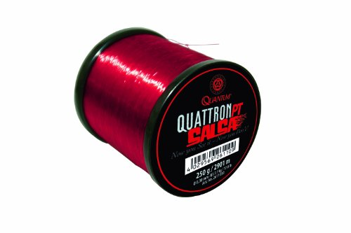 Quantum Angelschnur 0.30mm, 2900m, Salsa, mehrfarbig, 2611030