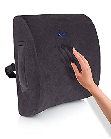 Lumbar Support Cushion - Therapeutic Grade Back