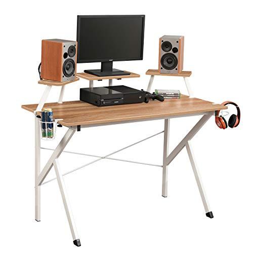 Soges Gaming Desk 120×60×75.5cm Escritorio computadora