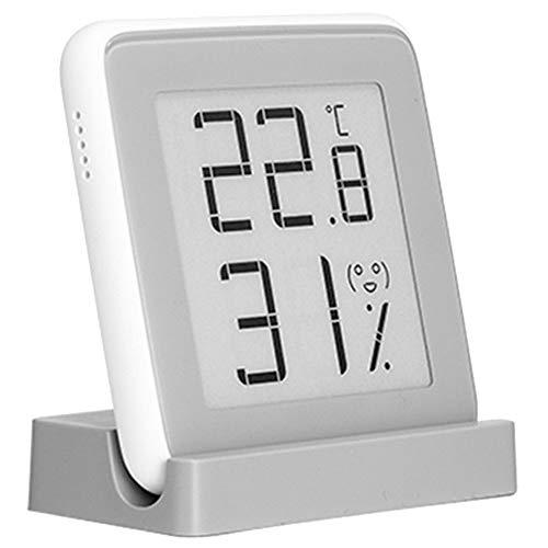 Dawwoti La Temperatura del termómetro de Humedad Sensor con la Pantalla LCD Digital para Xiaomi Mijia...